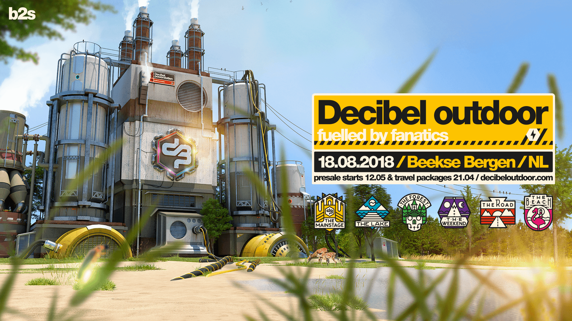 Decibel weekend 2018