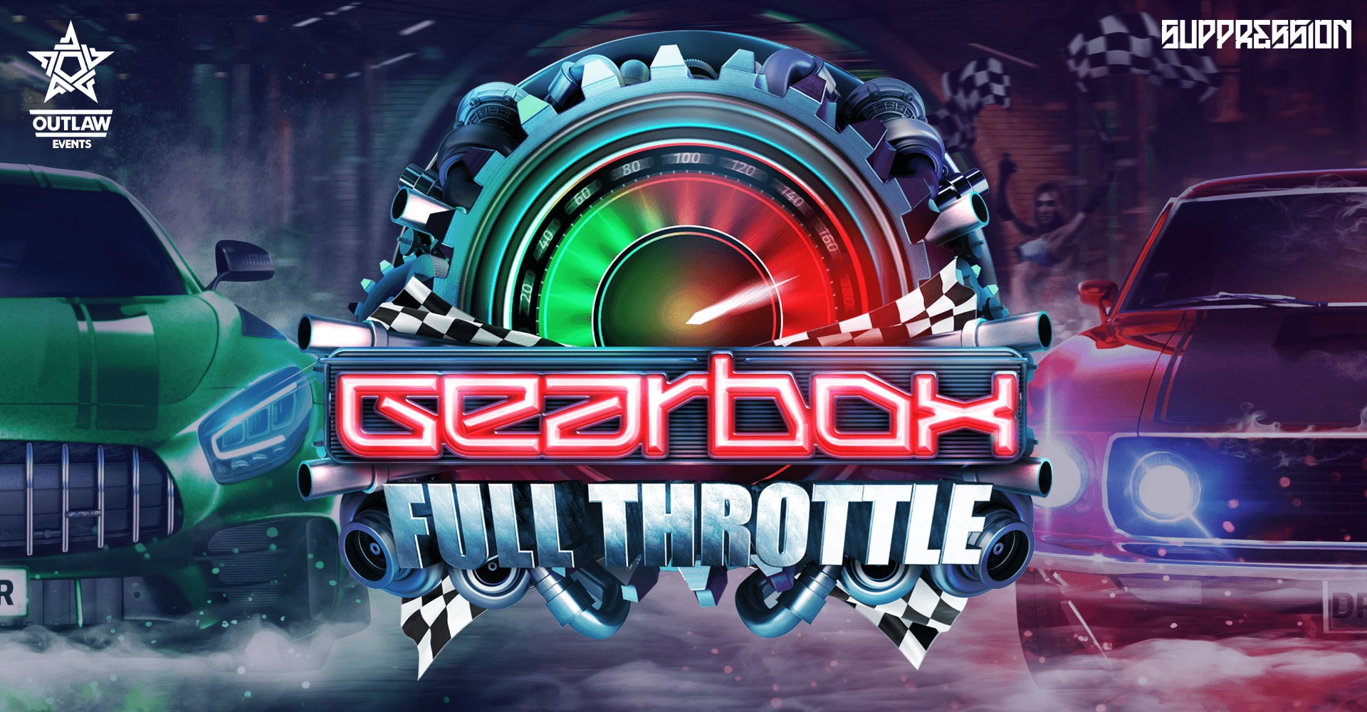 Gearbox - Full Throttle 2021