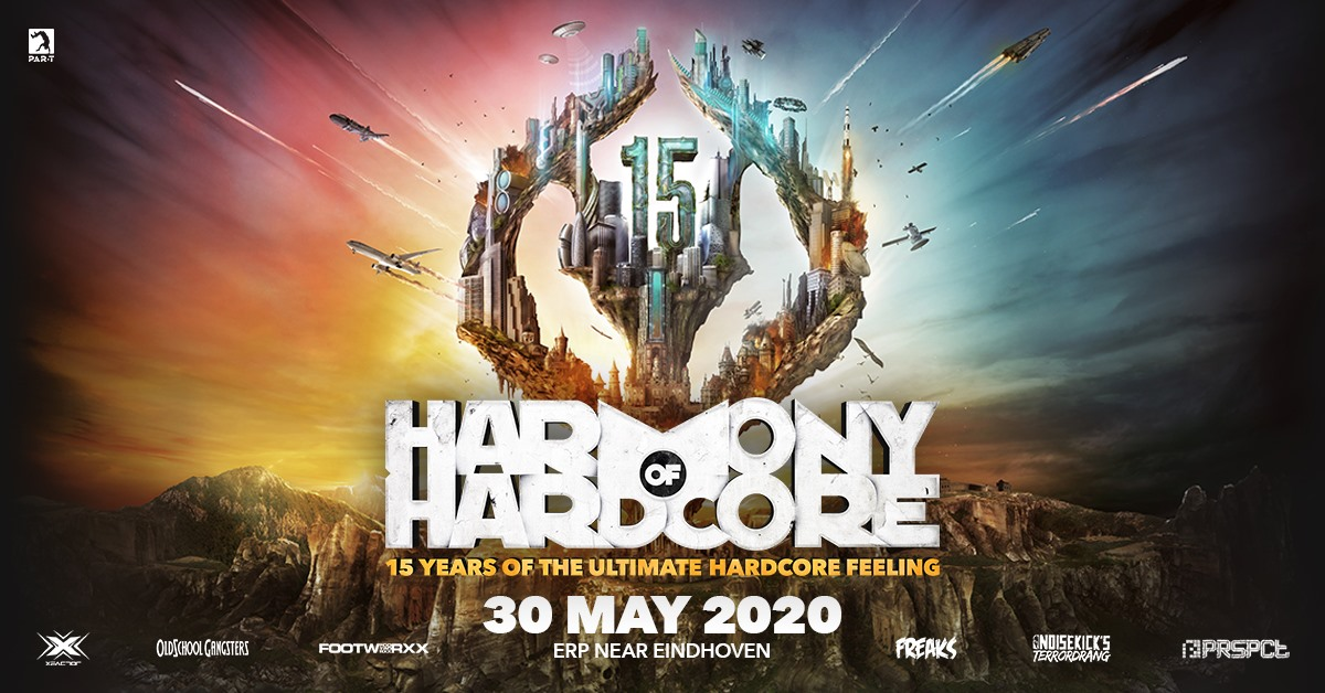 Harmony Of Hardcore 2020