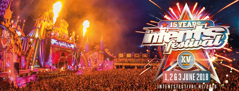Intents Festival - Samedi 2018