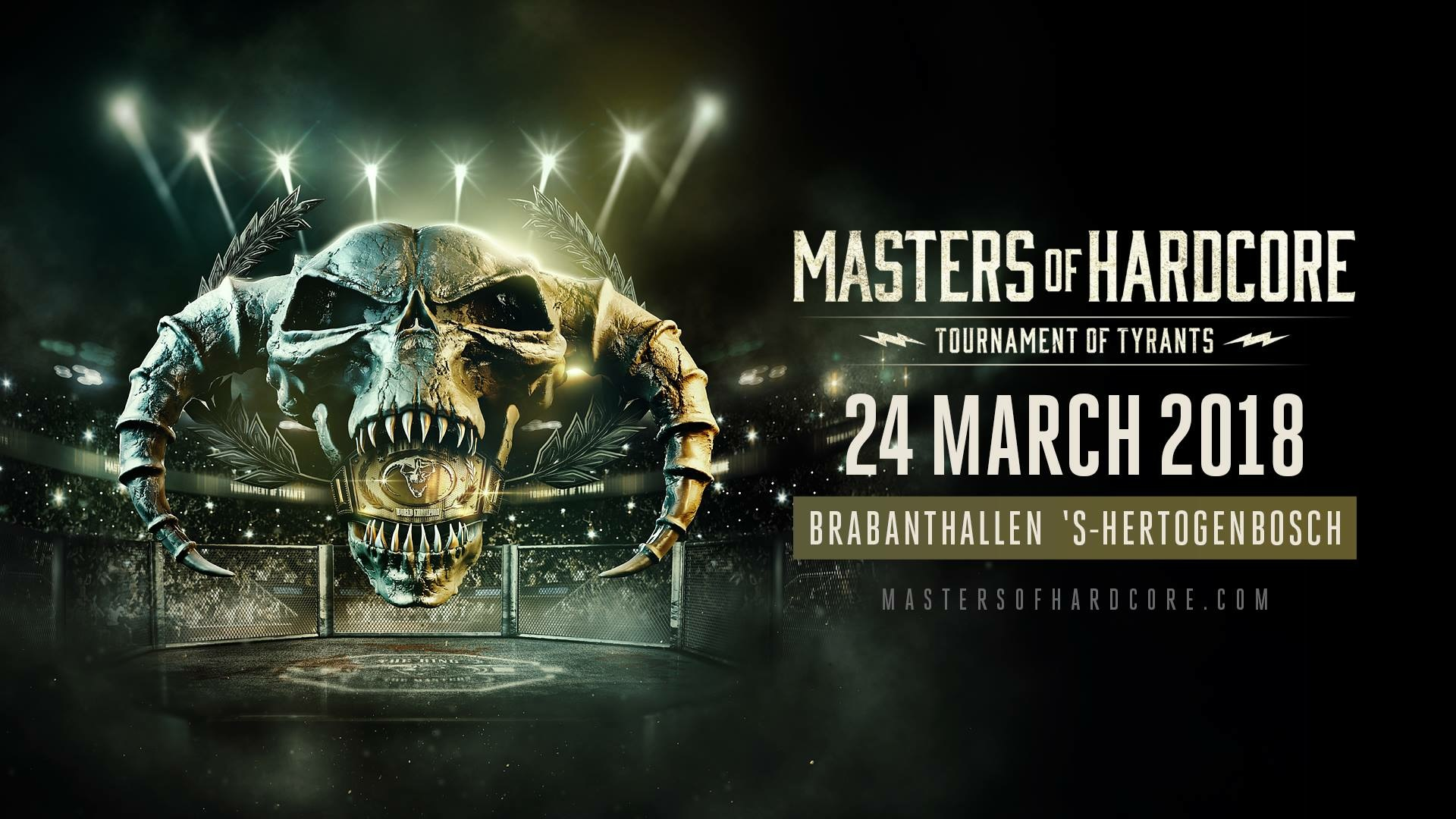 Masters Of Hardcore 2018