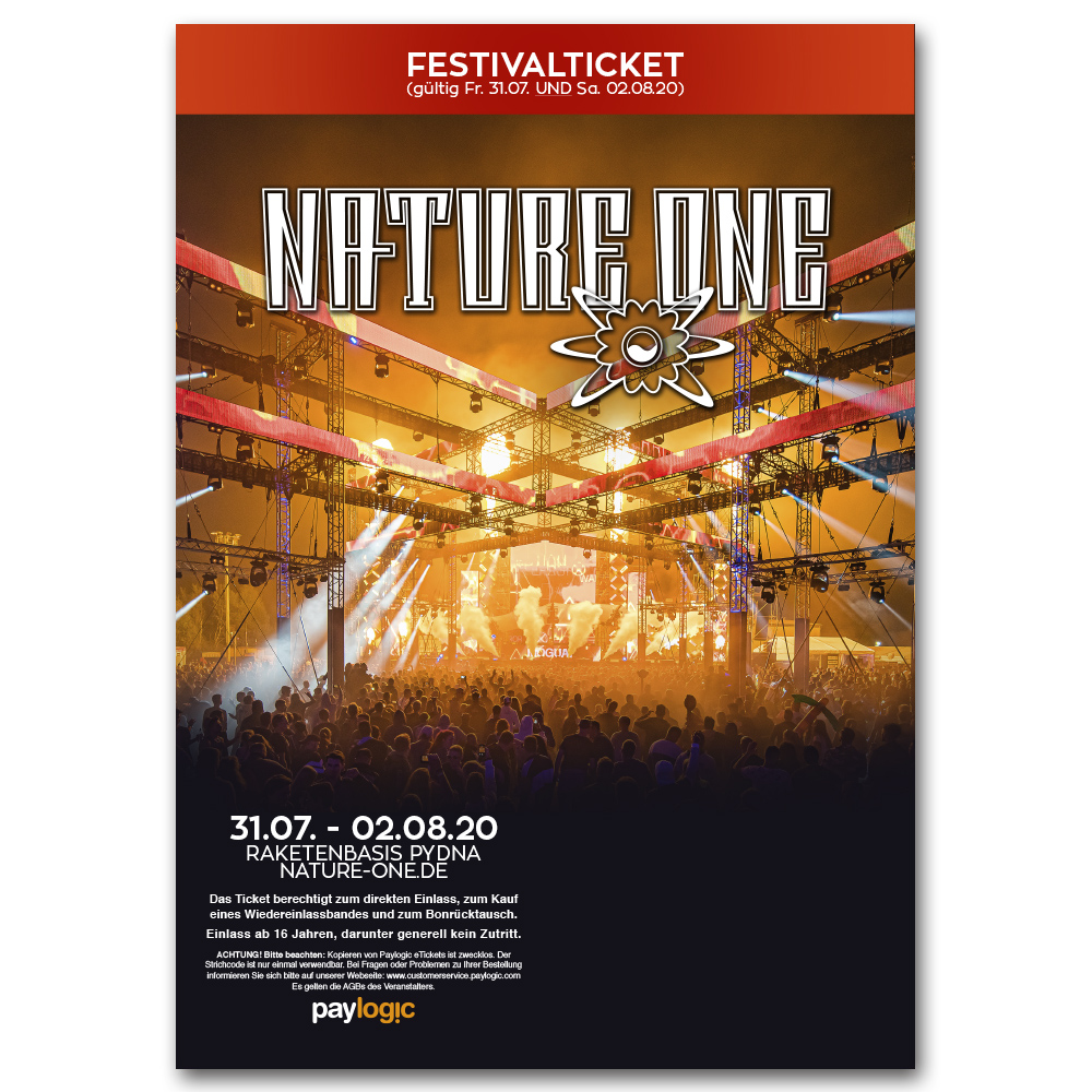 Nature One - weekend 2020