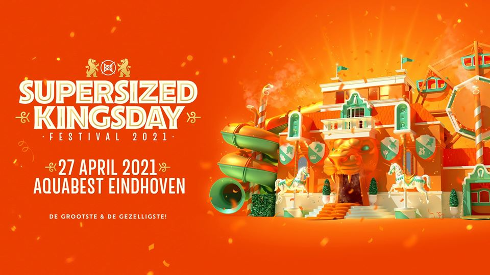 Supersized Kingsday 2021