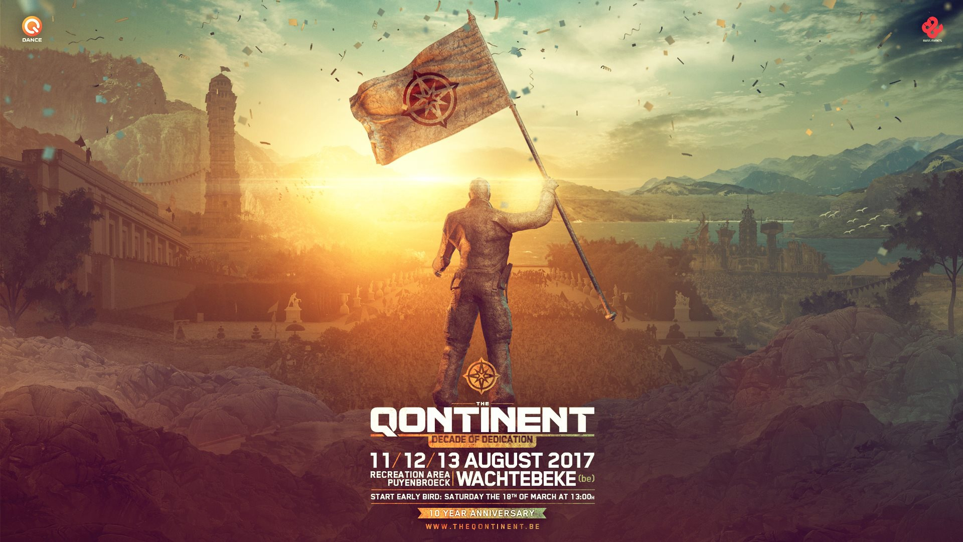 The Qontinent - Weekend 2017